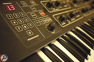 A Sequential Circuits Prophet 600.
