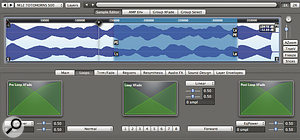 The Loop Editor in Redmatica's Keymap Pro