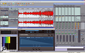 Magix Samplitude 10