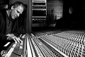 Peter Walsh has produced every Scott Walker album since 1984's Climate Of Hunter.