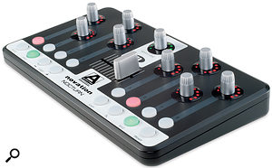 Novation's baby Nocturn controller surprised us with its sophisticated functionality.