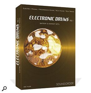 Soundorder | Electronic Drums Vol. 1