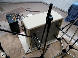 Understanding & Recording Guitar Speakers