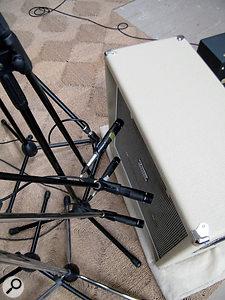 Understanding & Recording Guitar Speakers