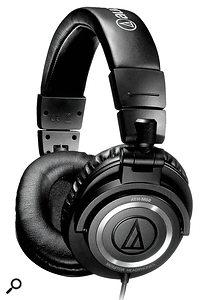 Audio-Technica ATH M50