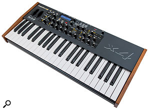 Analogue Performance Synthesizers
