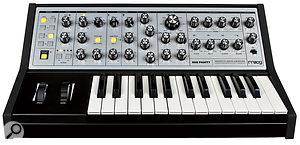 Analogue Performance Synthesizers