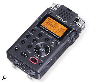 Tascam DR100 MkII