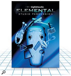 Big Fish Audio Elemental Studio Percussion