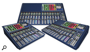 New digital console range from Soundcraft
