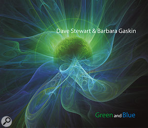 The completed Green And Blue album: 20 years in the making, the perfect fusion of vintage and modern technology...
