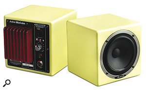 A specialised single‑driver mixing speaker, such as Pyramid's Triple‑P shown here, is one of the best equipment investments you can make if you're mixing at home or in asmall college studio.