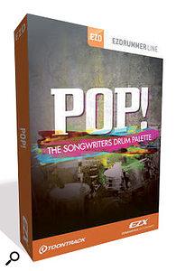 Toontrack | Pop! EZX