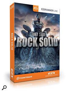 Toontrack | Rock Solid EZX