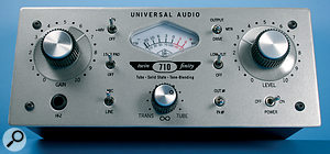 Universal Audio Twin-finity 710