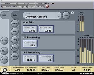 TC Electronic Unwrap.