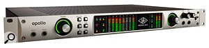 Audio interface and DSP from UA