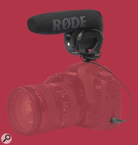 RodeVideomic Pro