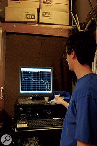 In addition to critical listening, impulse response tests are now used to evaluate each mic's performance.