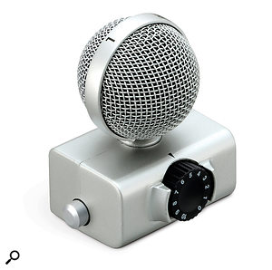 As well as the X/Y array you can see in the main picture for this review, the standard package includes an M/S mic module.