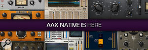 Waves plug-ins are now AAX compatible