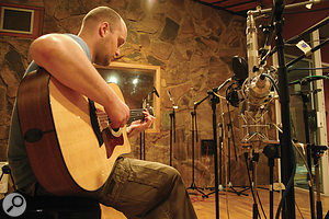 Recording Acoustic Guitar