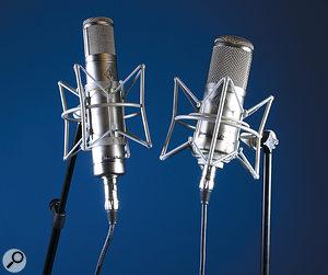 Advanced Audio CM12 & CM47