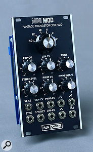 AJH Synth MiniMod Vintage Transistor Core VCO