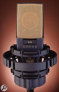 AKG C414B XLS & XLII