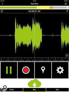 Lewitt Recorder Recording App For iOS