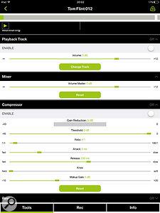 Lewitt Recorder Recording App For iOS