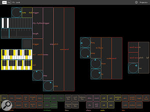 The Ops UI provides a pretty friendly take on DIY modular synth design.