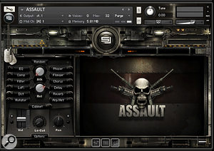 Sample Logic Assault screenshot