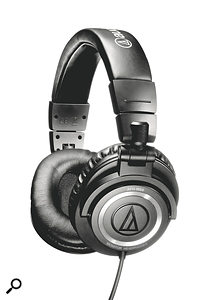 <strong>Audio Technica ATH M50</strong>