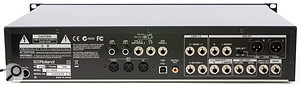 A well-stocked rear panel includes unbalanced main outputs and both unbalanced and balanced (XLR) 'Sub Out' outputs. There are two send/return loops for connecting external effects processors, plus foot/expression pedal sockets. Finally, there's a USB port for direct connection to a computer.