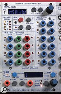 225e MIDI/USB Decoder.