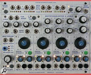 227e System Interface.