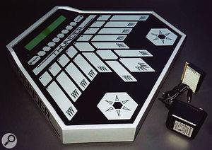 The Thunder MIDI Controller.