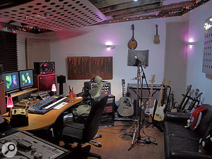 Professional Advice For Home Studio Building