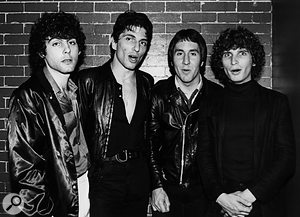 The Knack in 1979 at the time of 'My Sharona'.