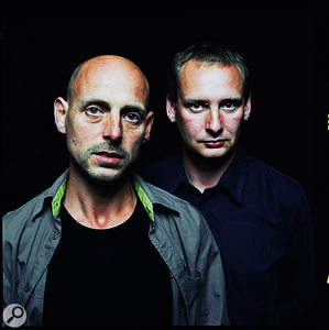 Phil and Paul in 2004 when, after 15 years, Orbital disbanded.