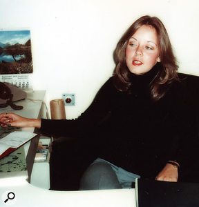 Strawberry Studios secretary Kathy Redfern, whose enthusiasm for 'I'm Not In Love' helped to persuade the band not to scrap it, and who eventually supplied the whispered female vocal.