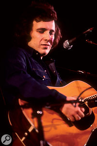 Don McLean playing live in Amsterdam.Photo: Retna