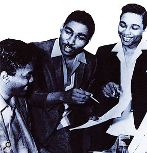 Holland-Dozier-Holland (or, in this case, Lamont Dozier, Brian Holland and Eddie Holland) in the 1960s.
