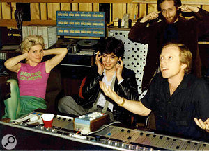 Blondie 'Hanging On The Telephone' | Classic Tracks
