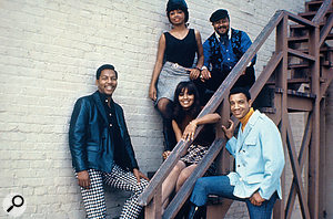 The Fifth Dimension combined soul vocals with the 'flower power' ethos to impressive effect.
