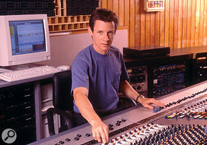 Terry Manning now runs the renowned Compass Point Studios in the Bahamas.