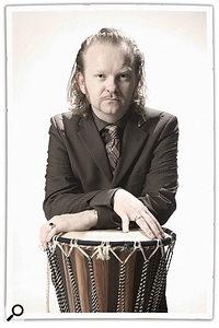 Uwe Schmidt, aka Señor Coconut.