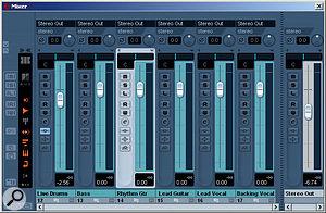 Mix Management