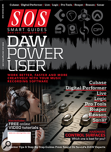 <strong>DAW Power User</strong>